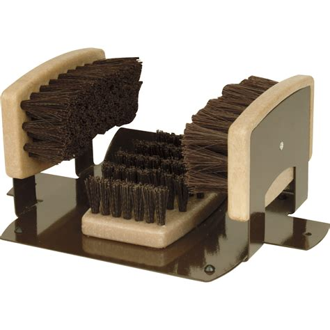 boot and shoe brush permanent mount www kotulas