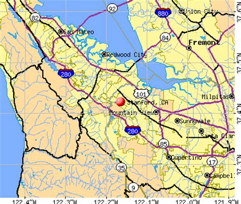 map of stanford california opinions on stanford california
