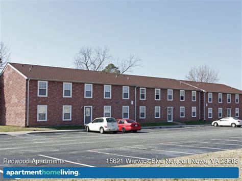 one bedroom apartments newport news va redwood apartments newport news va apartments for rent