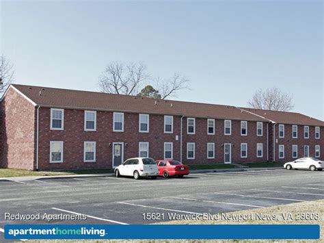 one bedroom apartments in newport news va redwood apartments newport news va apartments for rent