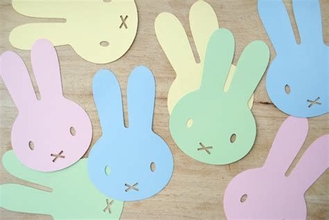 easter garland minieco