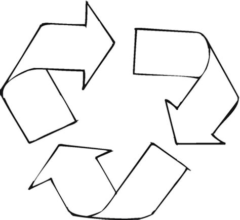 recycling symbol printable cliparts co