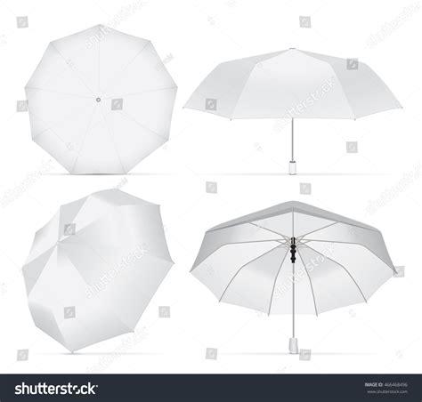 umbrella layout vector umbrella your design logo easy change stock vector