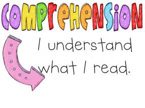 reading comprehension strategies clipart
