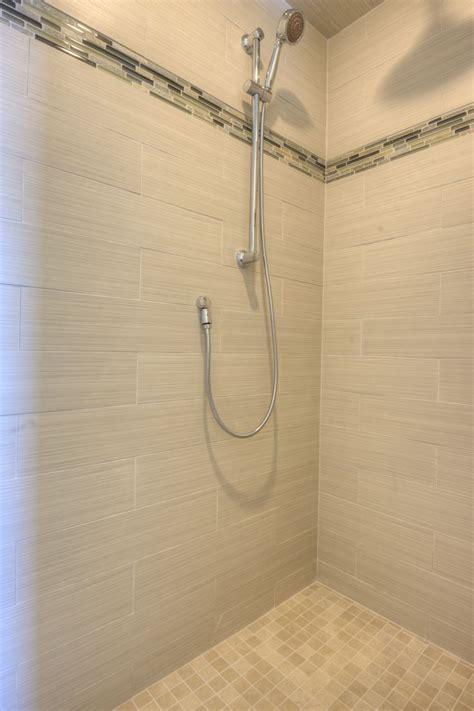 Walk In Shower Heads by Walk In Tile Shower No Door Shower Heads