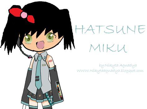 Kipas Hatsune Miku Nikyta S World