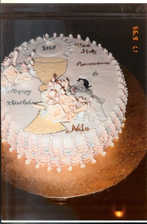 communion confirmation cakes glamourever cake designs