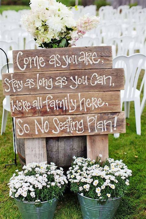 decorations for a rustic country wedding 39 rustic wedding ideas wooden country wedding