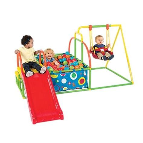 Activity Swing Toddler Swing Set Slide Pit Activity The Only