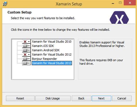 xamarin crm tutorial reset visual studio 2013 trial catalogspecification