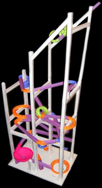 How To Make A Paper Roller Coaster Spiral - paper roller coasters with downloadable templates