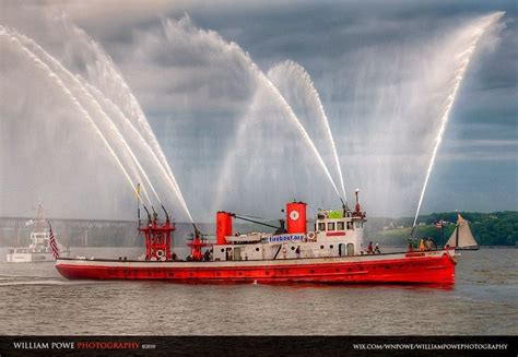 nyc fireboat 343 fdny fire boat john j harvey ny jpm entertainment