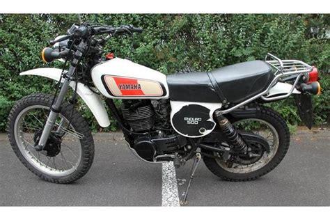 Motorradreifen Xt 500 by Motorr 228 Der Auto Motorrad Frankfurt Am Gebraucht
