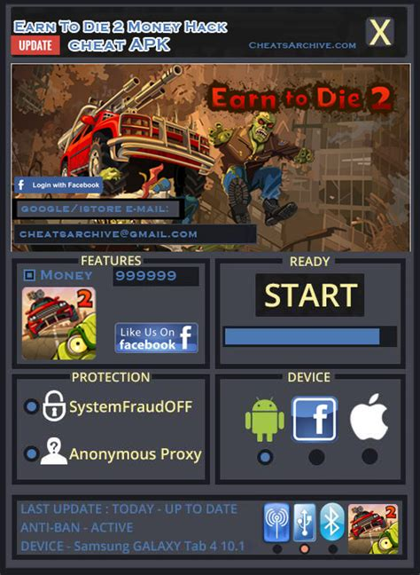 earn to die 2 hacked apk earn to die 2 hack mod apk unlimited money the base of cheats and hacksthe