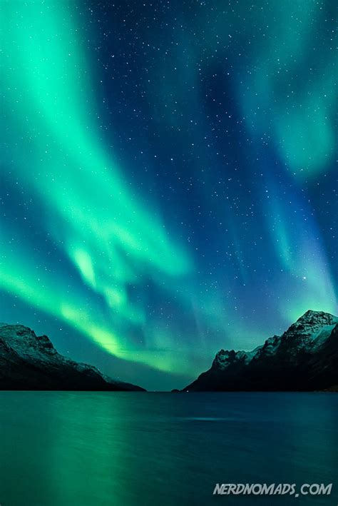 where to stay to see the northern lights chasing the northern lights in tromso nomads