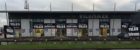 Kitchen Depot Stafford Park Telford Tile Shops In Shrewsbury And Telford
