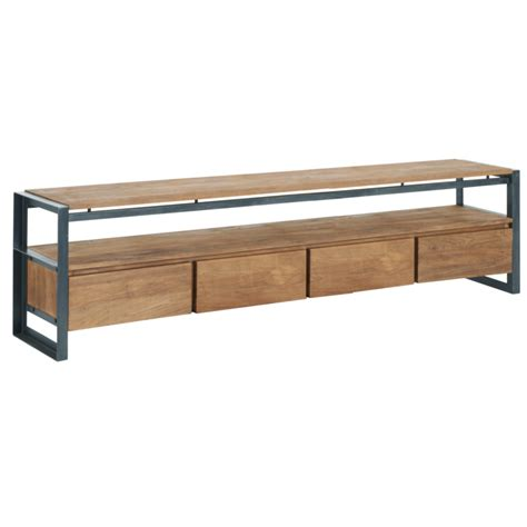 tv meubel 250 cm d bodhi tv meubel fendy 200 cm fd 230115 de troubadour