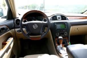 2010 Buick Enclave Interior 2010 Buick Enclave Hooniverse