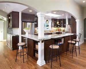 Replacing Kitchen Floor Without Removing Cabinets by Interior Archway Designs For Walls Trend Home Design And