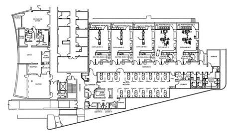 clinical laboratory floor plan cath lab village mjpaia architecture design planning