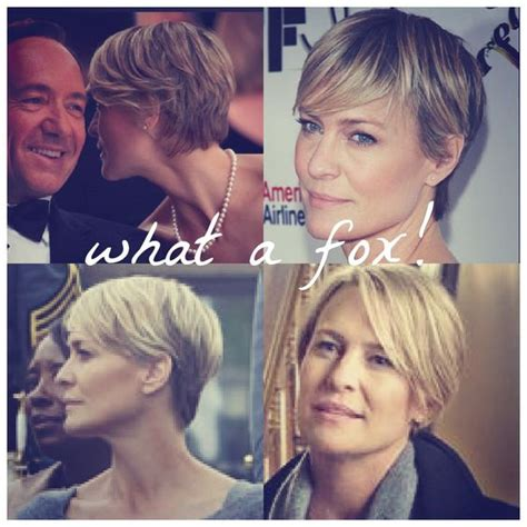 robin wright haircut house of cards robyn wright from house of cards hair pinterest
