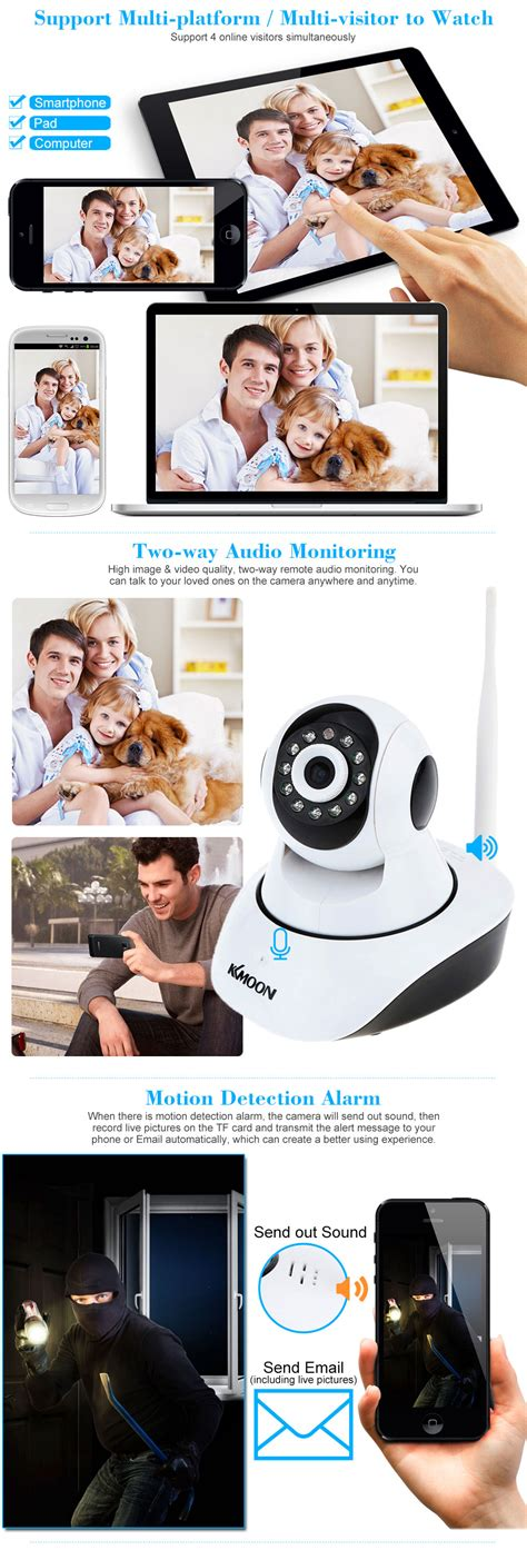 wireless wifi 720p hd h 264 p2p 1mp ap ip cctv network