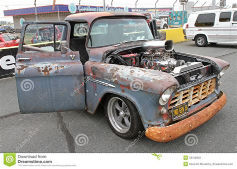 imagenes de pick up hot rod classic chevrolet pick up truck editorial photography