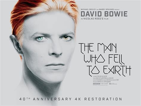 david bowie the who fell to earth multilingual edition books the who fell to earth gets 4k restoration the