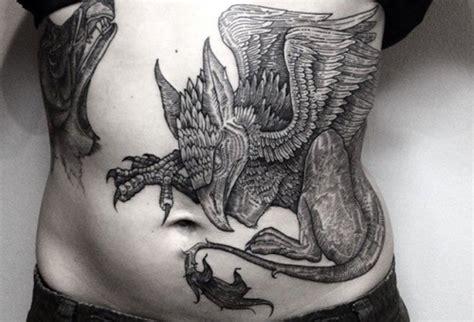 imagenes de leones y dragones tatuajes de dragones y su significado
