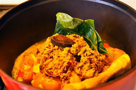 Coconut Blok Sugar Gula Jawa 5 gulai ajam chicken curry authentic recipe