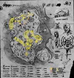 the forest map the forest karten maps deine deutsche fanseite