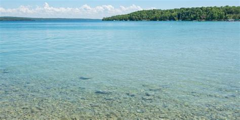 clearest water in the us top 10 clearest lakes in the u s you have to see to believe