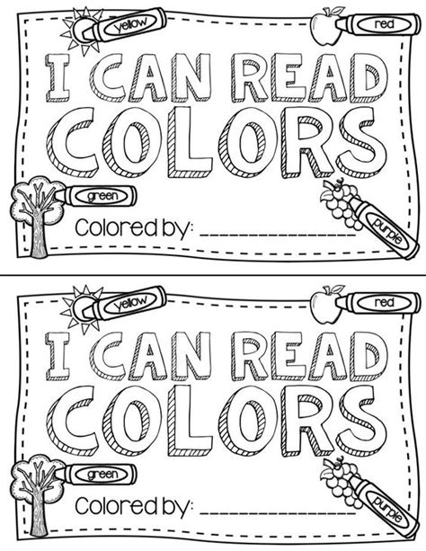 color terms you should stylenoted color word book free printable by following the