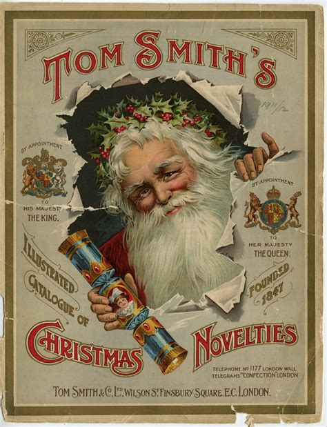 news from tom smith inventor of the christmas cracker
