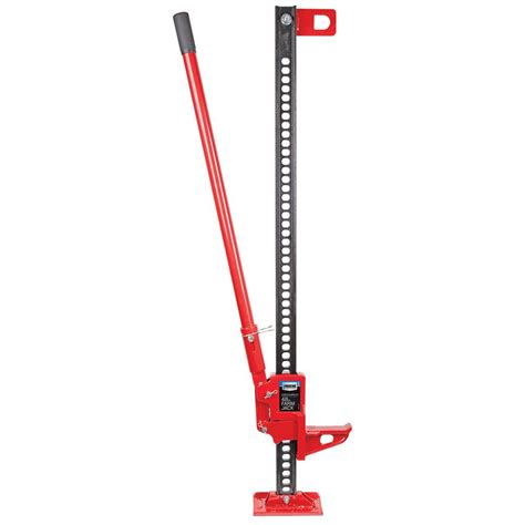 house jacks home depot big 3 5 ton steel floor t83502 the home depot