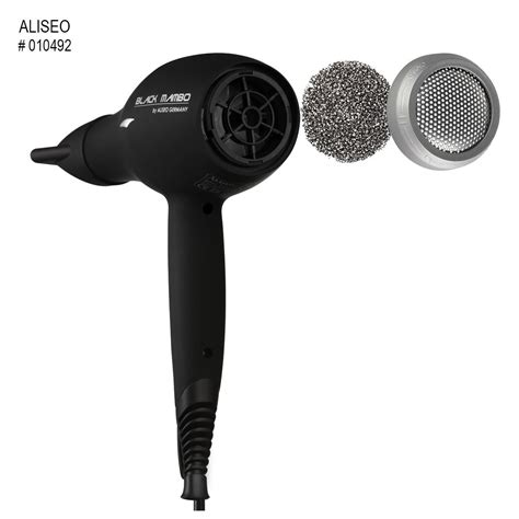 Aliseo Germany Hair Dryer black mambo 1875 hotel hair dryers products aliseo