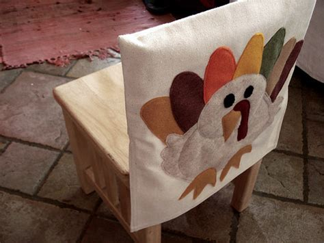 Thanksgiving Chair Covers by 25 Gorgeous Chair Covers And Festive Chair Backs To Make