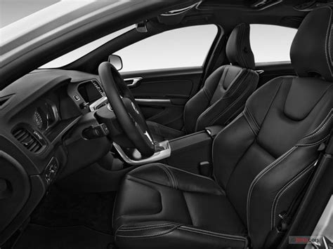 volvo s60 seat 2018 volvo s60 interior u s news world report