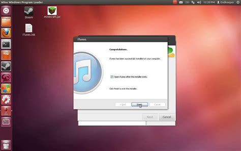 tutorial ubuntu itunes 10 ubuntu install tutorial youtube