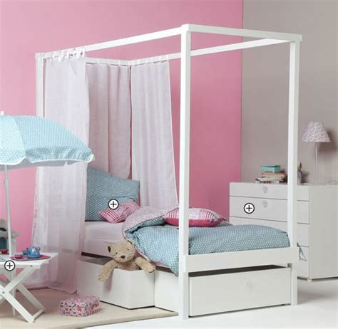 kids bed canopy kids canopy bed girls vibel kids stuff pinterest