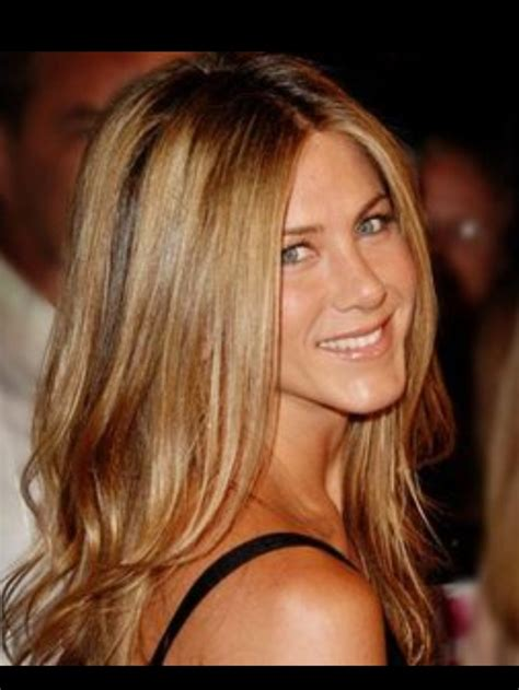 jennifer aniston hair color formula jennifer aniston color hair styles and color pinterest