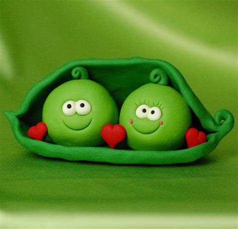 two peas in their pod just two peas in a pod wedding cake topper