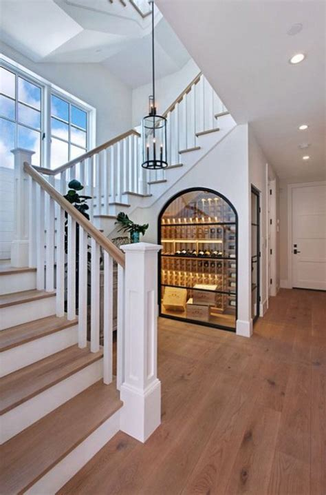 under stairs wine cellar unique home decor ideas for all these tricky spots 5 tips
