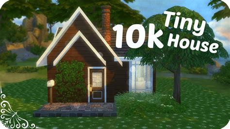 build home 10k sims 4 speed build 10k house challenge