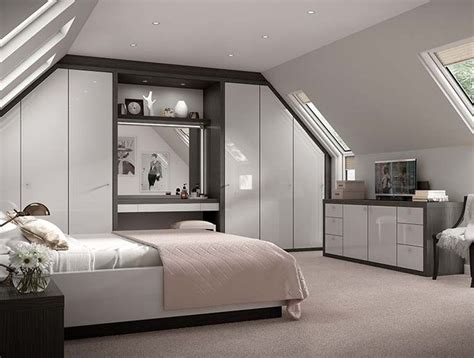fitted bedrooms best 20 contemporary fitted wardrobes ideas on pinterest
