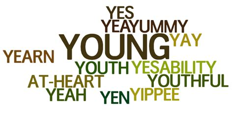 4 Letter Words Positive awesome words that start with the letter y