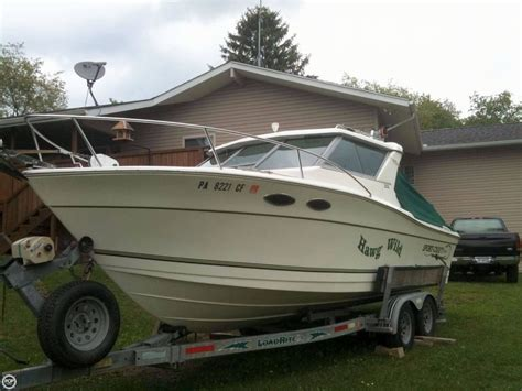 sportcraft boats for sale for sale used 1989 sportcraft 270 caprice in kemptville