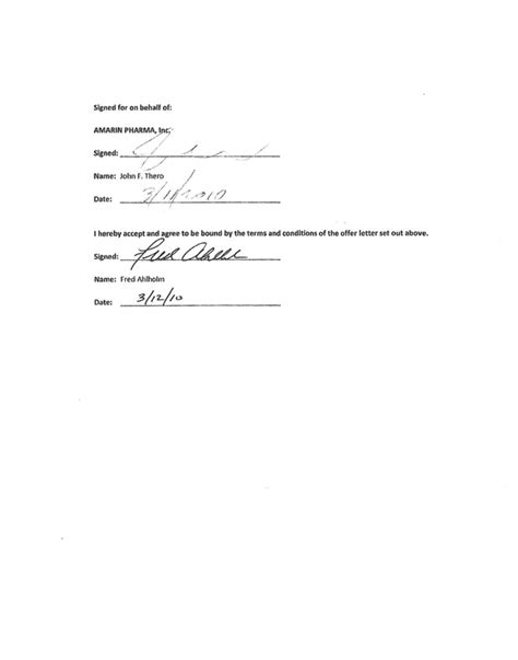 Appointment Letter Not Signed Logo