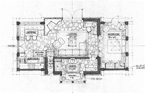 stone homes floor plans english cottage house plans storybook style rustic stone