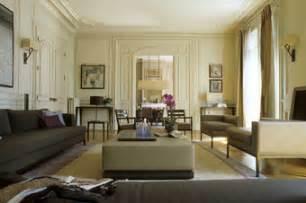 Art Deco Decor d 233 coration d un appartement 224 paris dans un style classique